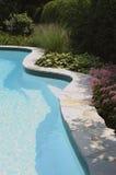 Swimmingpooldetail lizenzfreie stockfotos
