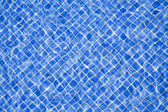 Swimmingpoolwasser 3 Lizenzfreies Stockbild