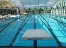 Swimmingpoolwege Lizenzfreie Stockfotografie