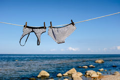 swimsuit Fotografía de archivo libre de regalías