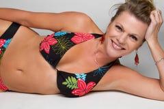 Swimsuit Model Royalty Free Stock Photos