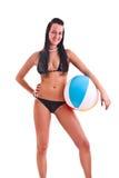swimwear γυναίκα Στοκ φωτογραφίες με δικαίωμα ελεύθερης χρήσης