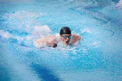 swimwear λήψη κολυμβητών ανταγων& Στοκ Φωτογραφίες