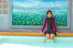 Swimwear на ослабляет время Стоковое Изображение RF