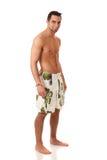 swimwear человека Стоковые Изображения RF