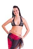 swimwear kobieta Obraz Royalty Free