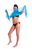 swimwear kobieta Fotografia Royalty Free