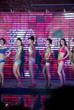 swimwear pierwszy chybienie Jiangxi Międzynarodowy konkurs Obrazy Royalty Free