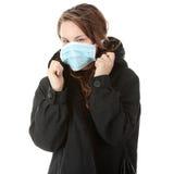swine гриппа Стоковое Изображение