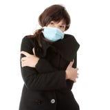 swine гриппа Стоковая Фотография