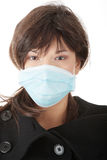 swine гриппа Стоковое Изображение RF
