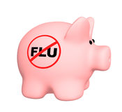 Swine flu Stock Photos