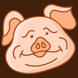Swine Oink Stock Photos