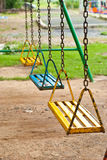 Swing. In the park of Rangsit Royalty Free Stock Photos