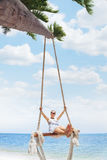 Swing Royalty Free Stock Photo