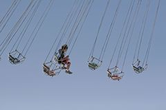 Swing Away Royalty Free Stock Images