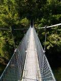 Swing bridge Royalty Free Stock Images