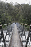 Swing Bridge Royalty Free Stock Photo