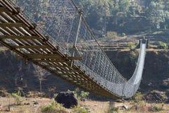Swing Bridge Stock Images