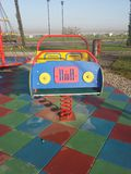 Swing car Stock Image
