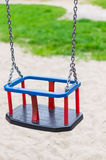 Swing on chain Royalty Free Stock Image