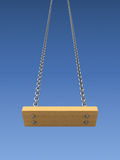 Swing on a chain Stock Photography