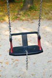 Swing on chains Stock Photos
