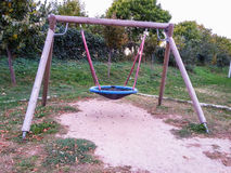 Swing for child Royalty Free Stock Photography