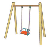 Swing Stock Photo