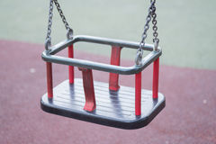 Swing. Royalty Free Stock Photo