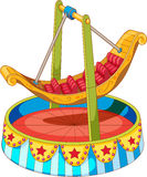 A Swing Game Royalty Free Stock Image