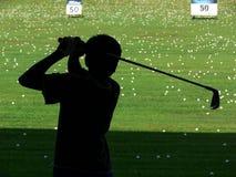 swing golfowa Zdjęcie Royalty Free