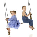 Swing High, Swing Low Royalty Free Stock Photography