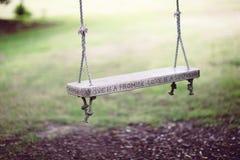 Swing Stock Photography