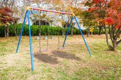Swing for kid Stock Images