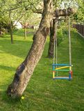 Swing for kids Royalty Free Stock Photography