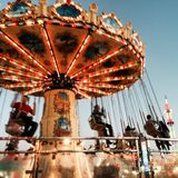 Swing a la Carnival Royalty Free Stock Images