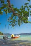 swing morza Obraz Stock