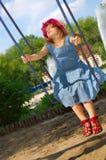 swing przyjemności. Fotografia Stock