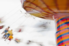 Swing Ride Royalty Free Stock Images