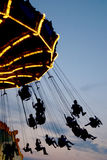 Swing Ride Royalty Free Stock Photography