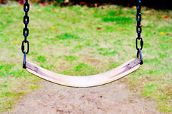 Swing seat Stock Images