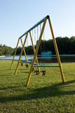 Swing Set Royalty Free Stock Photography