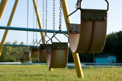Swing Set Royalty Free Stock Photos