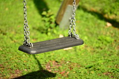 Swing set Royalty Free Stock Image