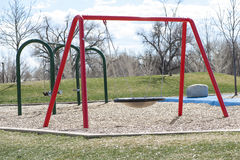 Swing Sets Stock Photos