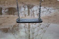 Swing slowly swinging Royalty Free Stock Photography