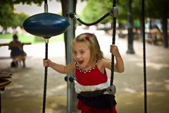 Swing of Things Stock Photography