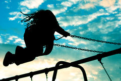 Swing Time Stock Image