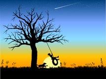 swing tire Стоковые Изображения RF